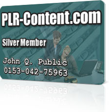 Free Private Label Rights Membership Card Graphic